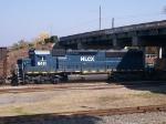 HLCX SD40M-2 6411