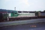FURX SD40-2 3041