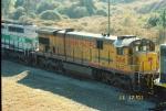 HLCX C36-7EM 564