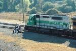 FURX SD40-2 3016