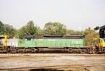 HLCX SD40-2 7194