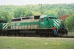 FURX SD40-2 3043