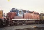 HLCX SD40-2 6056