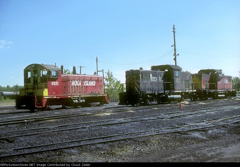 CRI&P NW2 4905