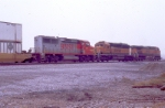 BNSF SB intermodal heading into the yard