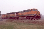 BNSF power for SB intermodal