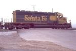 BNSF 6719 on SB intermodal