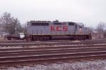 KCS 4804 yard power