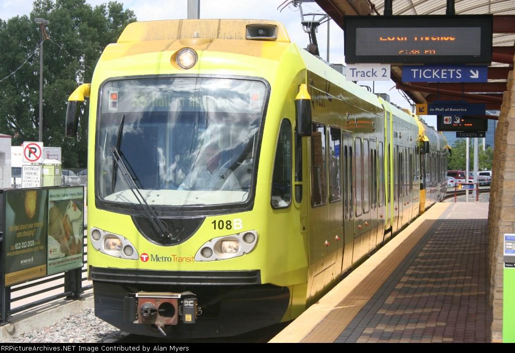 Metro-Transit light rail