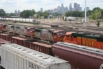 BNSF Northtown Yard
