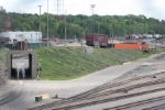 BNSF Northtown Yard Hump