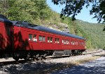 Charity excursion train