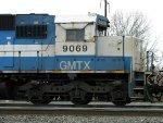 GMTX EMD SD60 9069