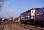P&W NR-2 and Amtrak 86