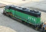 BNSF 2715