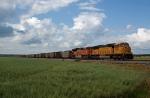 BNSF 8836 East