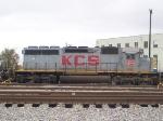 KCS SD40-2 698