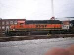 BNSF SD40-2 7010