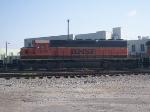 BNSF SD40-2 7839