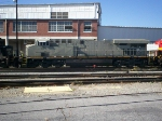KCS ES44AC 4703 in primer gray