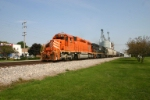 EJE 670 south heads for Champaign