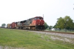CN 2515 north heads for a meet