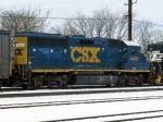 CSXT EMD GP38-2S 4441