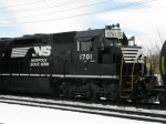NS EMD SD45-2 1701