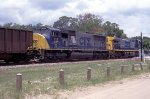 CSX 715 rare MAC back then