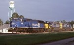 CR 5612 leading NB intermodal