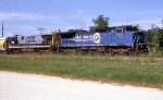 CSX 7370 ex Con probably freshly patched