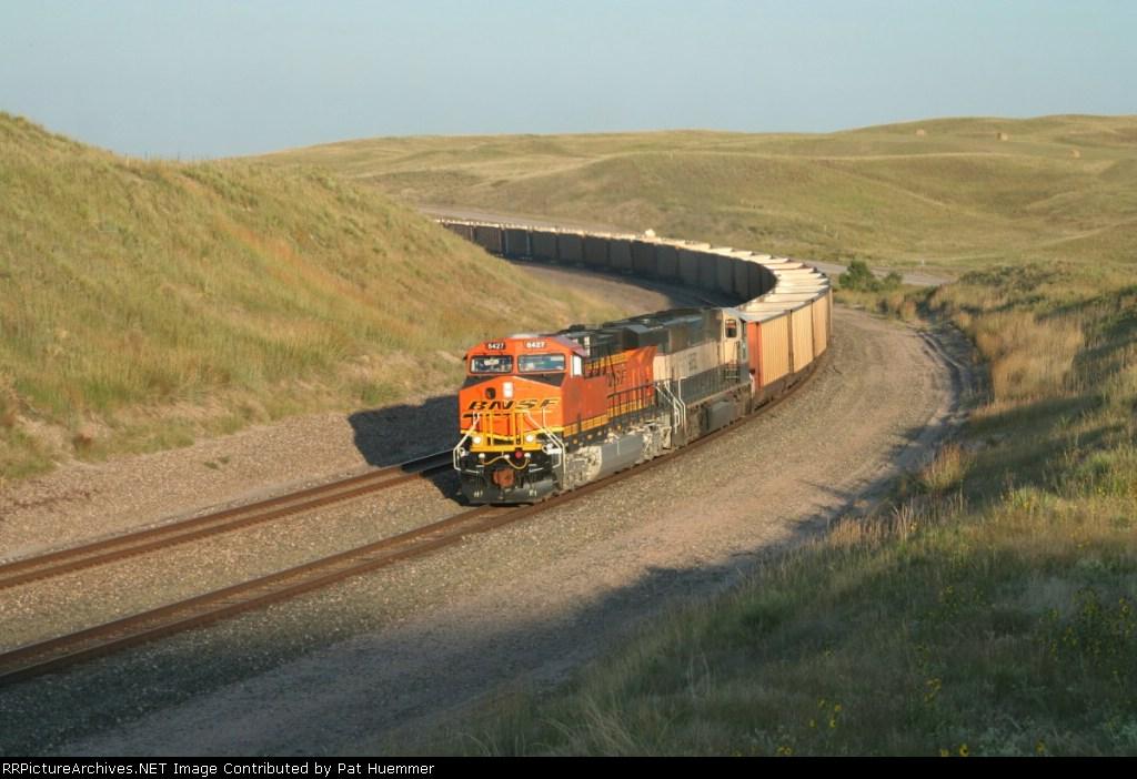 BNSF 6427