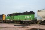 BNSF 2928