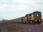 UP 6696 Loaded Coal Drag