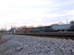 BNSF 4602 & CSX 825