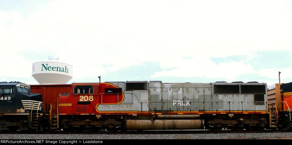 PRLX 208