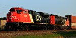 CN 8100 now in CN paint