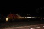 CN 2322 on m341 @ night