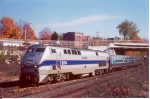 Amtrak P40#814