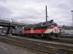 CDOT #2027 & Amtrak #836