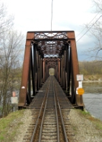 AMT Roxboro bridge