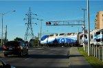 AMT 1363 at JB Rolland crossing