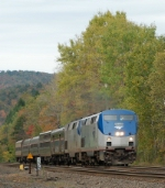Amtrak #449 passing M.P. 135
