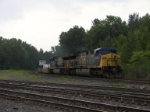 CSX #5006 and 607