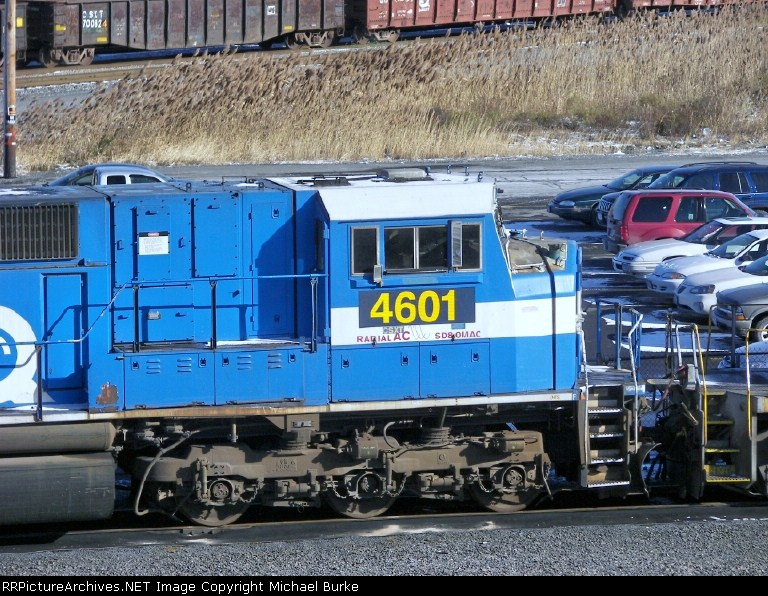 CSX #4601