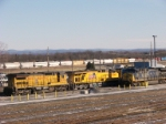 Union Pacific 9053 & 5295