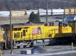Union Pacific #5295