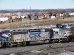 CSX #8089