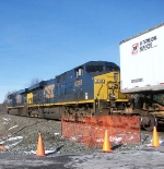 ES44DC's #5248 and 5386