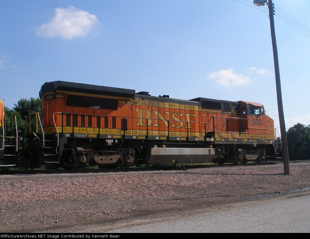 BNSF 500